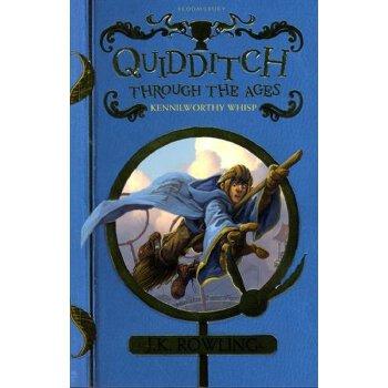 Quidditch Through the Ages 英国新版 神奇的魁地奇球 哈利波特系列 J.K.罗琳