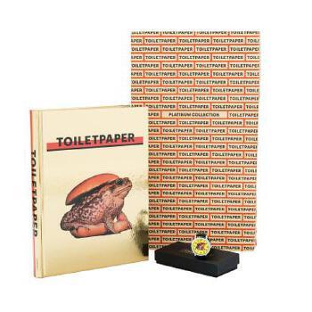 【预订】Toiletpaper Volume II Platinum Collection 9788862084451 美国库房发货,通常付款后3-5周到货!