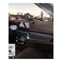 奇瑞瑞麟X1装饰QQ6小蚂蚁EQ1电动M1汽车配件改装专用仪表台避光垫