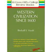 【预订】Western Civilization Since 1600