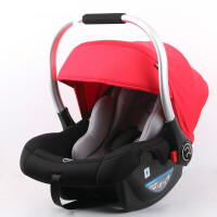 W 婴儿提篮式安全座椅儿童车载汽车摇篮0-1岁3C认证j13