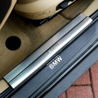 专用于宝马x5改装 内置门槛条 x3 x4 x6 x1迎宾踏板 装饰条 14-15年x5 内置-门槛条 4件套