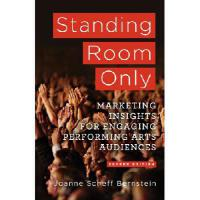 【预订】Standing Room Only: Marketing Insights for Engaging Per