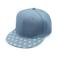 帽子男女士时尚户外休闲印花嘻哈帽 男女户外遮阳帽 可调节