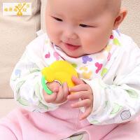 婴儿牙胶宝宝磨牙棒咬胶玩具磨牙胶硅胶牙咬磨牙器