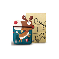 【限时秒杀】杯具熊(BEDDYBEAR)卡通动物系列儿童背包 可爱幼儿双肩书包