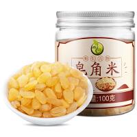 禾煜 皂角米 100g/罐 双荚雪莲子桃胶伴侣