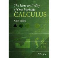 【预订】The How and Why of One Variable Calculus 9781119043386