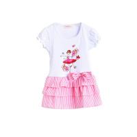 女童儿童淑女蛋糕裙女孩宝宝连衣裙裙子童装新款