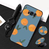 三星S8手机壳3星SM-G9500软胶sx防摔S89500保护套g9508个性GALAXY