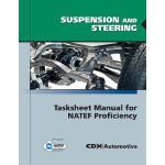 【预订】Suspension and Steering Tasksheet Manual for Natef Prof