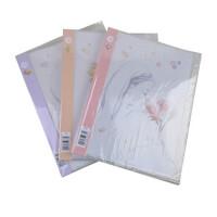 晨光文具 清新花季30页文件夹 文件袋考试用资料袋 ADM94666