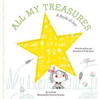 【现货】英文原版 成长的心儿童情绪绘本:快乐的宝藏 All My Treasures: A Book of Joy 2