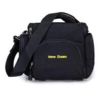 佳能单反相机包600d60d700d70d650d6d5D35D2单肩摄影包 斜跨防盗