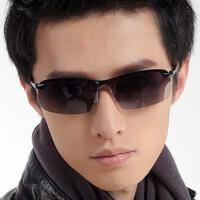 男士太阳镜男 司机镜驾驶镜偏光镜 开车太阳眼镜 墨镜