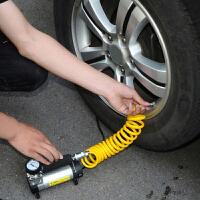金属车载充气泵12v汽车打气机 自驾游便携式充气机