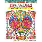 【预订】Day of the Dead Coloring Book