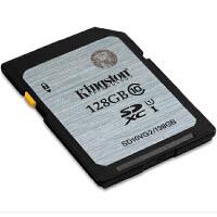 Kingston金士顿 SD卡128G CLASS10高速相机卡 128g SD10VG2 128g 数码相机存储卡S