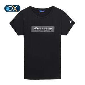 Discovery户外2018春夏新品男式T恤DAJG81625