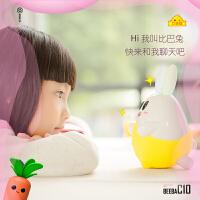 比巴兔智能早教机器人对话故事机WiFi0-3-6岁宝婴幼儿童益智玩具