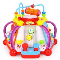 儿童早教1-3岁快乐小天地宝宝学习桌游戏桌