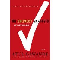 英语原版 清单革命 The Checklist Manifesto: How to Get Things Right