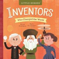 英文原版 改变世界的发明家: 小英雄 Inventors Who Changed the World: Little