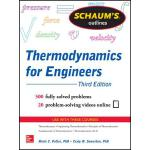 【预订】Schaums Outline of Thermodynamics for Engineers, 3rd Ed