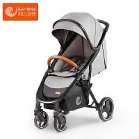 Bair高景观婴儿推车可坐可躺宝宝多功能新生0-3岁儿童婴儿车推车