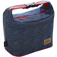 夏季冰袋保鲜饭盒袋防水防油牛津布小巧便携小号男士手提