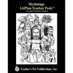 【预订】Litplan Teacher Pack: Mythology