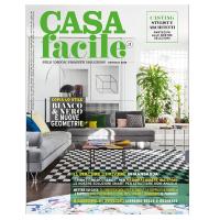 包邮全年订阅 CASA FACILE 意大利版原版 时尚家居空间设计杂志 年订12期