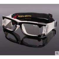 防护眼镜防滑护目镜框架眼睛篮球眼镜近视防雾运动眼镜男士足球眼镜
