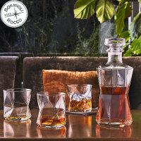 Bormioli Rocco 意大利原装进口卡斯欧匹威士忌酒具套装