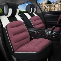 新款汽车座套定做专车四季通用pu皮革全包围座椅夏季坐垫套
