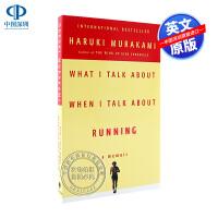 现货英文原版 When I Talk About Running当我谈跑步时 村上春树