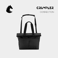 CRUMPLER澳洲小野人CONNECTION男士单肩包休闲手提公文包商务旅行