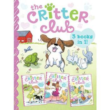 【预订】The Critter Club  Amy and the Missing Puppy; All About Ellie; Liz Learns a Lesson 预订商品,需要1-3个月发货,非质量问题不接受退换货。