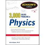 【预订】Schaum's 3,000 Solved Problems in Physics