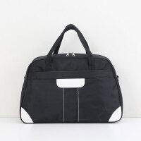 韩版防水旅行包待产包手提女男短途大容量行李包旅行袋旅游健身包