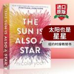 太阳也是星星英文原版小说 The Sun is also a Star 太阳同时也是晨星 Everything Eve