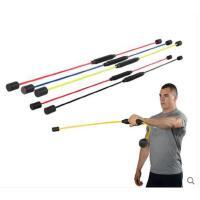 臂力运动振动杆振颤棒抖抖棒弹力棒健身棒健身房瘦臂锻炼