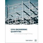 【预订】Civil Engineering Quantities, 6/e 9780333800744