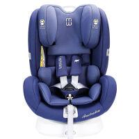 儿童安全座椅汽车用宝宝0-12岁4周360度旋转可坐躺isofix
