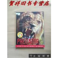 【二手正版9成新现货】PREDATOR IN 3-D(有3D眼睛) /不详 DK