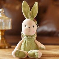 可爱大号长腿兔子粉色萌兔兔公仔玩偶抱枕布娃娃毛绒玩具女生孩