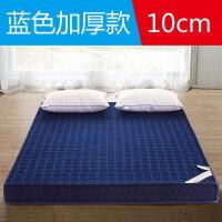 ???记忆棉床垫海绵榻榻米经济型单人1.5m折叠床褥子双人1.8m加厚10cm