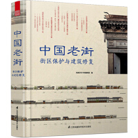 中国老街:街区保护与建筑修复