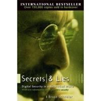 【预订】Secrets And Lies: Digital Security In A Networked World