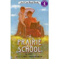 英文原版 Prairie School(I Can Read, Level 4) 草原学校